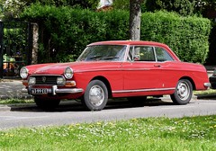 63-99-EE (azu250) Tags: peugeot 404 coupe
