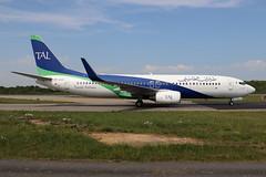 Boeing 737-8ZQ(WL) Tassili Airlines 7T-VCA (herpeux_nicolas) Tags: boeing7378zqwl boeing 7378zqwl b737800 b737 tassiliairlines 7tvca b738 737800 nextgen msn40884 cn40884 7378zq ln3575 n1786b cfmicfm567b26 cfmi cfm567b26 cfminternational sf dth tassili air rolling taxiway winglets winglet nte lfrs nantesatlantique bouguenais