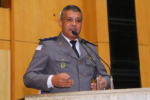 Deputado Coronel Alexandre Quintino - Sessão Ordinária 9 horas - 24.04.2019