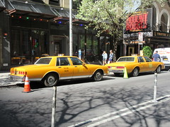 Yellow 1970s Chevrolet Caprice Taxi Cab NYC 6909 (Brechtbug) Tags: yellow 1970s chevrolet caprice taxi cab 45th street manhattan vintage 1970 70s 80s 1980 1980s type car cabs near times square midtown new york city 2019 april spring 04242019 nyc boxy old older
