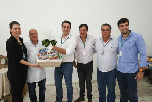 Visita a SL Alimentos - Mauá da Serra