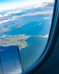 Loving That Golden Gate Bridge View From 11,662.5 FT ASL (AvgeekJoe) Tags: aerialphotograph california d5300 dslr e75l erj170200lr erj175 erj175lr embraer embraererj170200lr embraererj175 embraererj175lr goldengatebridge n624qx nikon nikon1020mm nikon1020mmafpdxf4556gvr nikond5300 nikonnikkor1020mmafpdxf4556gvr sanfrancisco aerial aerialphoto aerialphotography aircraft airplane aviation jetliner plane