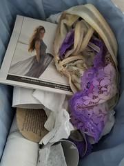 20190317_151217 (math33math) Tags: waste bag basura garbage sac trash rubbish poubelle poubelles déchets déchet discarded panties undergarnment underwear undies culotte
