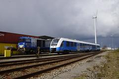 Vossloh G 2000 BB D21 9280 1272 409-4 D-BE Lint 41 Bentheimer Eisenbahn VT 113 in Coevorden 13-04-2019 (marcelwijers) Tags: vossloh g 2000 bb d21 9280 1272 4094 dbe lint 41 bentheimer eisenbahn vt 113 coevorden 13042019 d 21 be 409