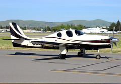 N68NX Private Lancair Evolution Turbine (BayAreaA380Fan Photography) Tags: concordbuchananfield ccr kccr cessna cessna152 cessna421c cessna172 zenair vans vansrv9a lancair lancairevolution citationjet citation learjet bombardier bombardierchallenger bombardierchallenger605 gulfstream g550 gulfstreamg550 525a 525b citationjetcj3 privatejet businessjet aircraft airplane planespotting