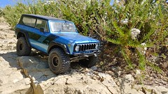 20190423_RedCatGen8_017 (khyzersoze) Tags: redcat racing gen8 scout ii international harvester 110 rc rock crawler crawling 4x4 offroad