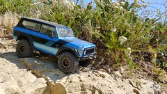 20190423_RedCatGen8_015 (khyzersoze) Tags: redcat racing gen8 scout ii international harvester 110 rc rock crawler crawling 4x4 offroad