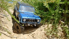 20190423_RedCatGen8_013 (khyzersoze) Tags: redcat racing gen8 scout ii international harvester 110 rc rock crawler crawling 4x4 offroad