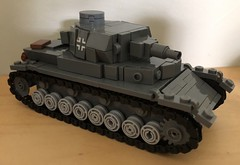 Pzkfw IV AusF D (LoeLego) Tags: