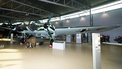 Heinkel He-111P-2 at Oslo-Gardermoen (J.Comstedt) Tags: aircraft aviation air aeroplane museum airplane norwegian armed force forces collection forsvarets flysamling oslo gardermoen airport flight johnny comstedt heinkel he 111 luftwaffe german