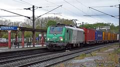 BB 27091, Longueau - 24/04/2019 (Thierry Martel) Tags: longueau locomotiveélectrique sncf bb27000