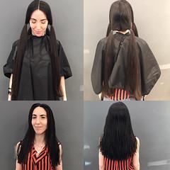 cright AFTER (morikarak) Tags: long short longhair shorthair rapunzel chop chopitoff thickhair ponytail braid shave blonde brunette