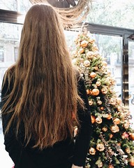 nd BEFORE (morikarak) Tags: long short longhair shorthair rapunzel chop chopitoff thickhair ponytail braid shave blonde brunette