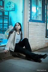 IMG_6833 (Pablo_sc) Tags: 35mm 35mmf2 girl bluelight light canon canont6 t6 celeste calipso
