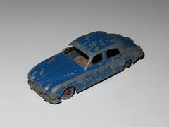 Lesney - Jaguar 3.4 Litre (RS 1990) Tags: matchbox diecast retro toy vehicle australia april 2019 thursday 25th lesney vintage worn paint playwear jaguar 34litre car