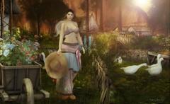 💋LOOK#294 (Ana Clara Giordano) Tags: senihaoriginals doux cosmopolitanevent amarabeauty unikevent genusproject belleza secondlife magic