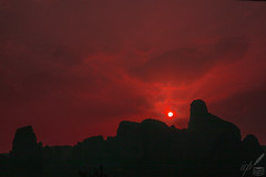 From the rising of the sun to its setting the name of the Lord is to be Praised! (ioannis_papachristos) Tags: meteora greece risingsun sun sunrise maundythursday holythursday holyweek easter rocks unescoworldheritage red crimson monasteries nunneries religion religious christian christianity orthodoxchurch church lord bible gospel psalm psalm113 quotation canon mirrorless canoneosrp eosrp papachristos kalampaka goldenhour extremeterrain steep seeninmacedoniatimelessgreecegroup