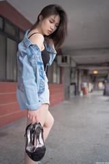 III08738 (HwaCheng Wang 王華政) Tags: 環南 舊公寓 街拍 台北 md model portraiture sony a7r3 ilce7rm3 a7r mark3 a9 ilce9 24 35 85 gm