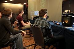 Tom Fawkes, AttackingTucans & Josh Jepson (Gage Skidmore) Tags: tom fawkes attackingtucans josh jepson versus expo vsx 2019 chicago ohare hyatt regency illinois