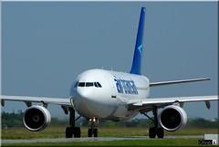 Airbus A310-304, Air Transat, C-GTSW (OlivierBo35) Tags: nantes nte lfrs spotting spotter airbus a310 airtransat