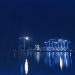 Klang (Ifitis) Tags: malaysia pentaconsixtl klang fuji 64t tungsten port 66 mediumformat e6 slide expired skies blue 马来西亚 过期胶卷 diy