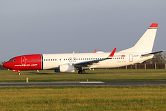 LN-NGY_01 (GH@BHD) Tags: lnngy boeing 737 738 737800 b737 b738 d8 dy ibk nax norwegianairshuttle norwegianairinternational dub eidw dublinairport dublininternationalairport dublin aircraft aviation airliner