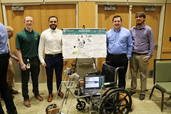 College of Engineering, Design Day, 2019 (Wayne State University) Tags: students posters people technology innovation wheelchairs detroit wsu engineering waynestateuniversity