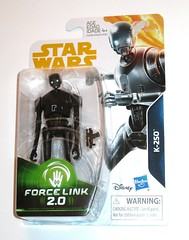 K-2SO star wars solo a star wars story forcelink 2.0 basic action figures the last jedi 2018 hasbro mosc 2a (tjparkside) Tags: k2so rogue one star wars han solo story basic action figure figures hasbro 2018 force link sounds phrases wearable starter set blaster pistol reprogrammed imperial security droid droids rebel alliance secret base insertion agent disney forcelink 20 last jedi mosc