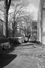 Brooklyn - March 2019 (Steph Mangan) Tags: mjuii mju olympus 35mm newyork film ii kentmere kentmere400
