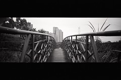 (Ah - Wei) Tags: minoltaps wide bw film adoxsilvermax taiwan city