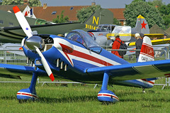 Mudry Cap 20E  n° 02  ~ F-AZOE (Aero.passion DBC-1) Tags: meeting fertéalais dbc1 david biscove aeropassion avion aircraft aviation plane airshow collection mudry cap 20 ~ fazoe