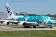 ANA_A380_JA382A_20190425_XFW-1 (Dirk Grothe | Aviation Photography) Tags: ana all nippon airways a380 honu emerald green ja382a kai xfw