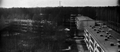 View to west (Sonofsono) Tags: finland landscape collodion black bw white fkd glass plate