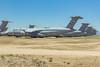 USAF C-5 Galaxy's in AMARC (Mark_Aviation) Tags: amarc amarg 309th maintenance group storage boneyard davis monthan air force base tucson arizona az desert usaf c5 galaxys galaxy super c5a 80215 80211 00467 90019 aircraft airplane military jet old loud