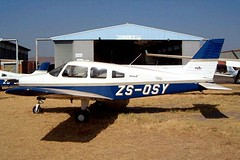 ZS-OSY   Piper PA-28-161 Warrior III [2842128] Pretoria-Wonderboom~ZS 08/10/2003 (raybarber2) Tags: 2842128 abpic airportdata cn2842128 fawb filed flickr planebase raybarber single southafricancivil zsosy