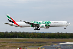 "A6-EPE | Emirates (""Expo 2020 (Sustainability / Green)"" livery) 