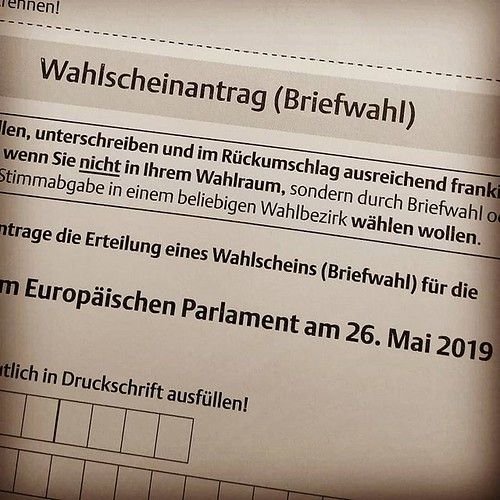 No excuses! #gehtwählen . . . #cologne #savetheinternet #saveyourinternet #uploadfilter #article13 #stopacta2 #europe #europeanelections