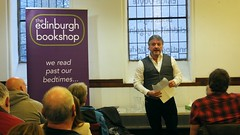 John Connolly Event at the Eric Liddell Centre 010