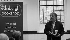 John Connolly Event at the Eric Liddell Centre 05