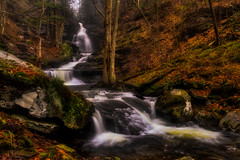 OZONE (jed52400) Tags: ricketts glen state park benton pa pennsylvania waterfalls long exposure overcast hdr