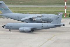 RAF Mildenhall KC-135R (airforce1996) Tags: military usairforce usmilitary aircraft airplane airforce aviation usaf germany luftwaffe raf nato rhinelandpfalz deutschland ramstein ramsteinairbase