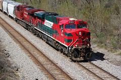 FXE 4618 East Reeseville CP 680 4/24/2019 (AndyWS formerly_WisconsinSkies) Tags: train railroad railway railfan canadianpacificrailway canadianpacific cprail cp ferromex ge es44ac gevo locomotive