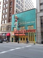 Murrays (TheTransitCamera) Tags: minnesota twincities metro area urban murrays steakhouse dining restaurant
