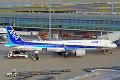 Airbus A321-272N, JA140A, All Nippon Airways (tkosada.mac) Tags: ana airbus hanedaairport a21n hnd
