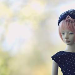 Blue & Pink ❤️💙 (tarengil) Tags: zaolluv zaoll dollmore balljointeddoll bjdphotography dolls dollstagram instabjd bjd abjd legitbjd portrait a7m2 ilce7m2 sel85f18 basicwhite whiteresin reitoei smooth soft