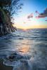 Hideaway Beach II (sberkley123) Tags: ngc princeville longexposure kauai beach ocean palikekua hideawaybeach z7 sunset surf 2470mm kenomene hawaii pacific usa