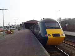 43040 Penzance (4) (Marky7890) Tags: gwr 43016 class43 hst 2c48 penzance railway cornwall cornishmainline train