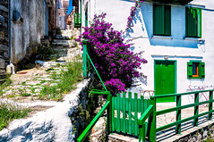 Old Village, Alonnisos (Kevin R Thornton) Tags: d90 alonnisos nikon alonissos street travel northernsporades architecture greece oldtown oldvillage sporades alonnissos decentralizedadministrationof