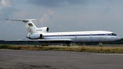 4K-85698 (Ken Meegan) Tags: 4k85698 tupolevtu154m 91a871 azerbaijanairlines moscow domodedovo 2281997 tupolevtu154 tupolev tu154m tu154