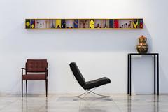 Cadeiras, Francisco Galeno e pote de Antônio Poteiro
